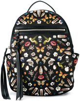 Alexander McQueen 'Obsession' backpack