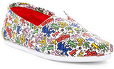 Toms Kieth Haring Pop Slip-On Sneaker