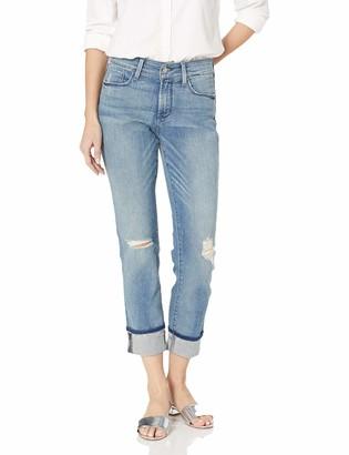 NYDJ Women's Marnie Boyfriend Jeans in Premium Lightweight Denim