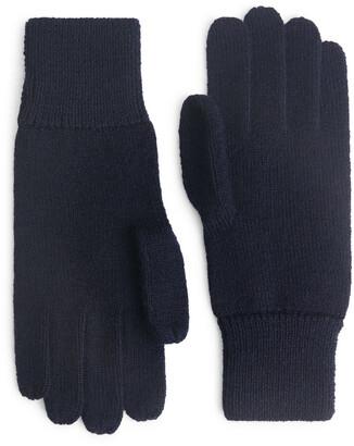 Arket Raw Wool Gloves