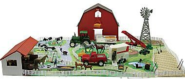 JCPenney Farm Set, 100-Piece