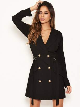 AX Paris Black Blazer Dress