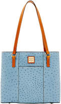 Dooney & Bourke Ostrich Small Lexington Bag