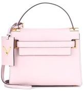 Valentino My Rockstud Leather Shoulder Bag