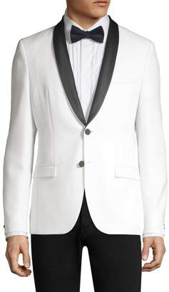 HUGO Extra Slim-Fit J-Shawl Collar Dinner Jacket