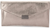 Olga Berg Colby Met Fold Over Clutch