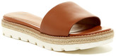 Susina Brayson Flatform Slide Sandal