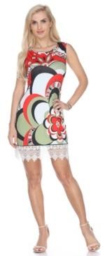 White Mark Women's Mireya Dress