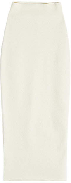 Yeezy Stretch Skirt with Cotton