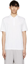 Alexander Wang White Cotton Polo