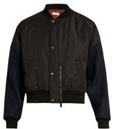 Balenciaga Padded Bomber Jacket