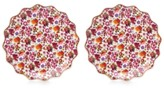 Lenox Melli Mello Isabelle Floral Collection 2-Pc. Tidbits Plates Set, Exclusively available at Macy's