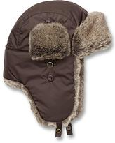 Faux-Fur Bomber Hat