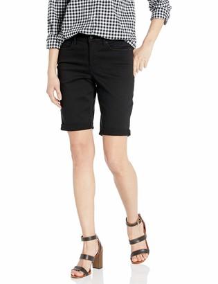 NYDJ Women's Petite Size Briella Roll Cuff Jean Short