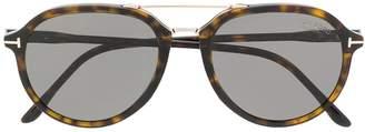 Tom Ford tortoiseshell sunglasses