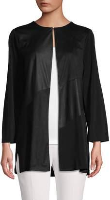Kasper Suits Jewelneck Jacket