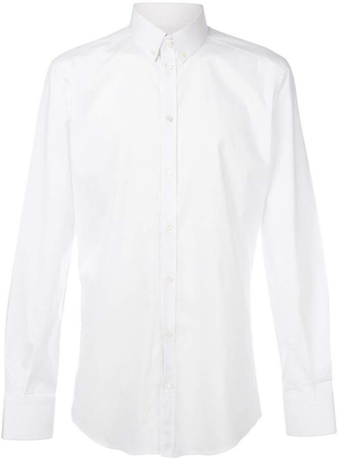 Dolce & Gabbana classic long sleeve shirt