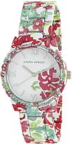 Laura Ashley Women's LA31018H Analog Display Japanese Quartz Watch