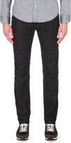 Hugo Boss Branded Regular-fit Tapered Jeans