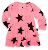 Nununu Baby's Star Printed Dress