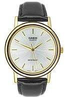 Casio Men's Leather watch #MTP-1095Q-7A