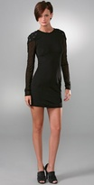 Slim Grommet Dress