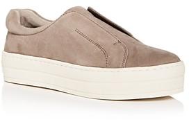 J/Slides Women's Heidi Slip-On Platform Sneakers