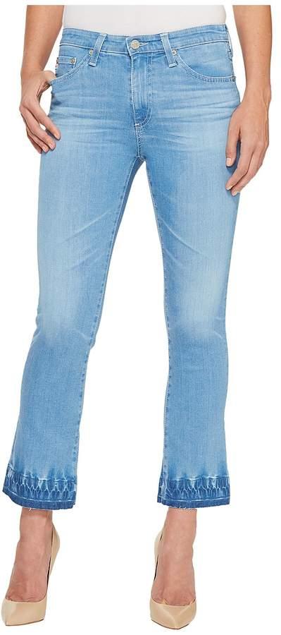 AG Adriano Goldschmied Jodi Crop in 17 Years Daybreak Women's Jeans