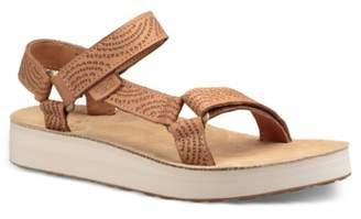 Teva Midform Universal Geometric Wedge Sandal