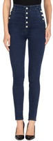 J Brand Natasha Sky High Super Skinny in Allegiance