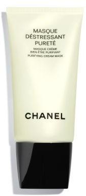 Chanel CHANEL MASQUE DESTRESSANT PURETE Purifying Cream Mask