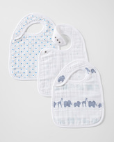 Serena & Lily Aden + Anais® Snap Bibs – Set of 3