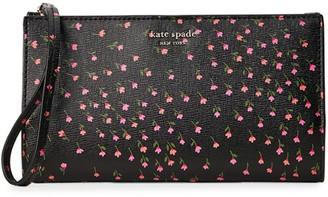 Kate Spade Sylvia Meadow Small Bifold Wallet