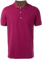 Missoni classic polo shirt - men - Cotton - S