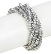 Saachi Simply Crystal Bracelet.
