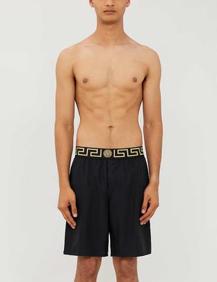 Versace Iconic branded swim shorts