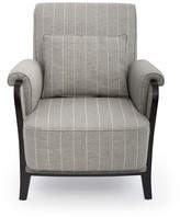 Badgley Mischka Home Bel Air Lounge Chair