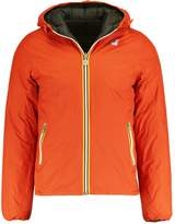 K-Way KWay JAQUES THERMO PLUS DOUBLE Down jacket orange