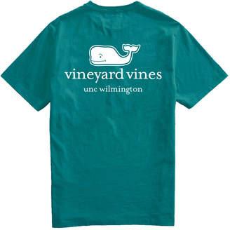 Vineyard Vines UNC Wilmington Whale Logo T-Shirt