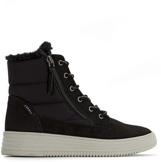 Esprit Luni Bootie High Top Trainers