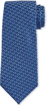 Giorgio Armani Men's Silk Jacquard Tie