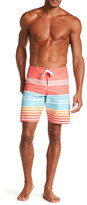 Micros Stretch Stripe Boardshort