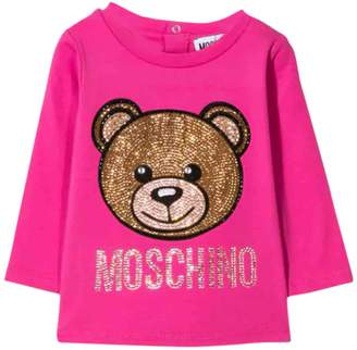 Moschino Fuchsia T-shirt