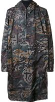 11 By Boris Bidjan Saberi camouflage pullover raincoat - men - Nylon/Polyester - S