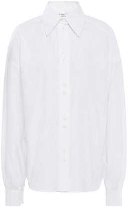 Givenchy Cotton-poplin Shirt