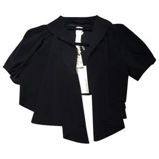 Anne Valerie Hash Black Polyester Knitwear