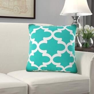 PARADISO House Of Hampton Zippered Indoor/Outdoor Pillow Cover House of Hampton