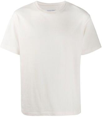 Bottega Veneta White Cotton T-Shirt