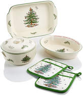 Spode Bakeware Christmas Tree Collection