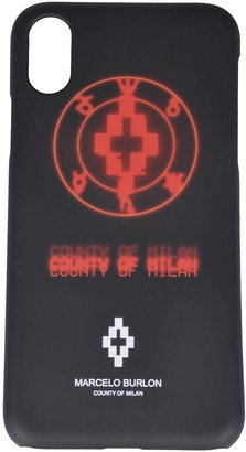 Marcelo Burlon County of Milan Never Sleep Iphone X Case